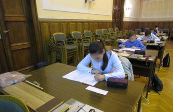Technika tanulmányi verseny dunántúli döntője