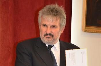 A 60 éves Vörös Ferenc nyelvész köszöntése