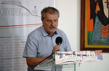 Vigh Kálmán Apáczai Csere János-díjban részesült
