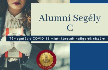 Felhívás  - Alumni Segély C