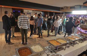 Ízlett a magyar konyha a külföldi hallgatóknak