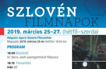 Szlovén Filmnapok
