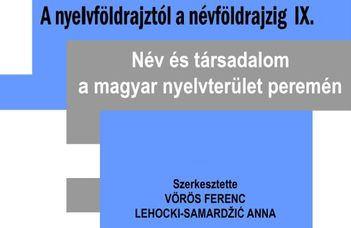Kétnyelvű kötet jelent meg az eszéki nyelvföldrajzi konferenciáról