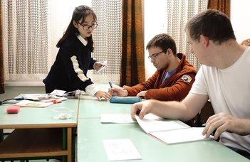 Kínai alapszak indul a Savaria Egyetemi Központban