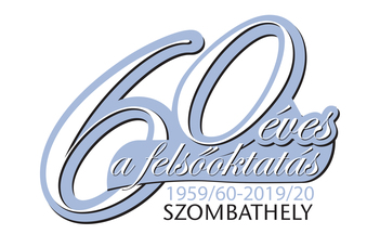 60 éves a szombathelyi felsőoktatás -- jubileumi ünnepség