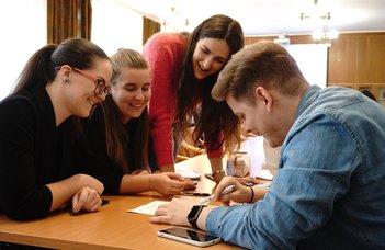 Új lendületet adnak a hallgatói tudományos munkának
