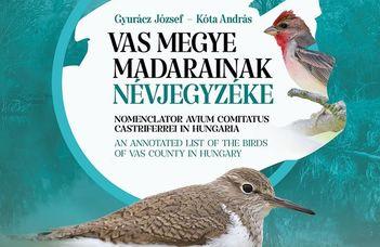 Vas megye madarainak névjegyzéke