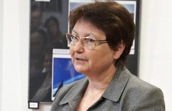 """Régi diákunk, Nagy Éva kapta """"Szombathely Kultúrájáért Életmű-díjat"""""""