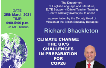 Climate Change: The UK's Challenges in Preparation for COP26