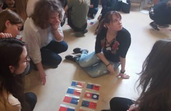 Workshopokat tartottak a Savaria Német Tanszéken