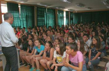 Az ELTE nem csak diplomát, jövőt is ad Szombathelyen