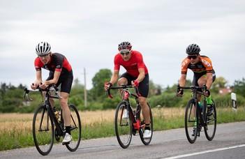 A SZOESE versenyével indult a hazai kerékpáros szezon