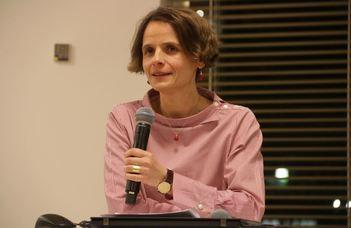 Murber Ibolya Edith-Saurer Fonds kutatói ösztöndíjas lett