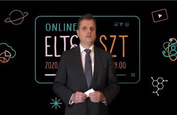 Szombathely is bemutatkozott az ELTE első online pályaválasztó fesztiválján