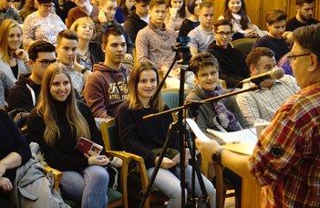 Mintegy nyolcszázan vettek részt az ELTE SEK nyílt napján