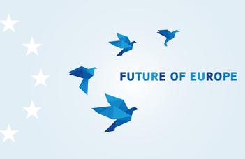 Párbeszéd Európa jövőjéről