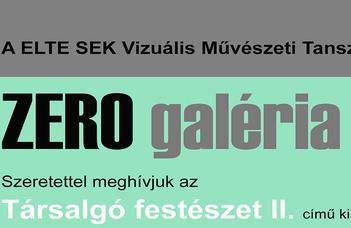 Társalgó festészet II. -- kiállítás és workshop