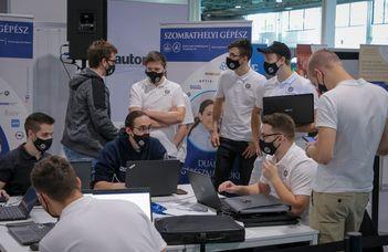 Techtogether: második helyezést ért el a gépészcsapat
