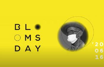 Bloomsday az online térből
