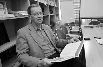 Stipkovits Ferenc főiskolai docens  1946–2020