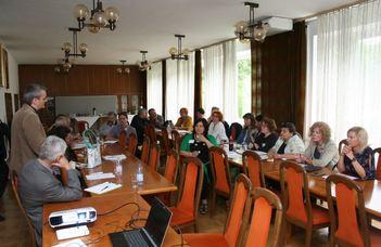 Innovációs workshop a SEK-en