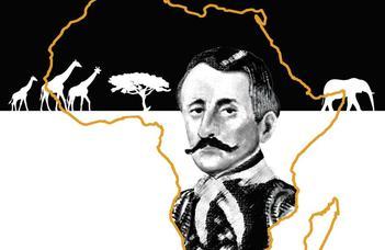 Magyar László, az Afrika-kutató születésének 200. évfordulója alkalmából