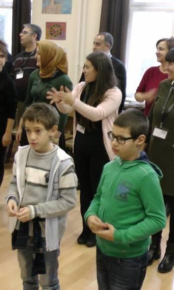 """""""Kreatív gondolkodás fejlesztése az oktatásban"""" – Nemzetközi tréning Szombathelyen"""