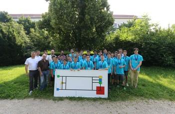 Lezajlott az Első szombathelyi robotverseny