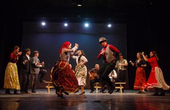 Vasi cigánytáncokat mutatott be a Szökős az Operettszínházban