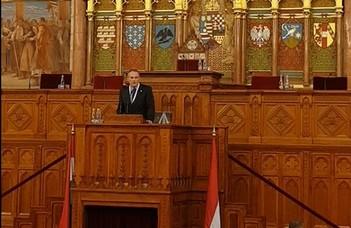 Dr. Németh István az Infoparlamenten: Optimalizált oktatásra van szükség