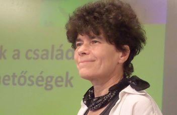 """""""Utakat adni a gyerekeknek"""" – Dr. Gyarmathy Éva előadása a Bolyaiban"""
