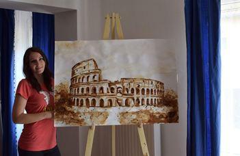Az egy akár három is lehet – Mélyinterjú Fülöp Krisztina frissdiplomás képgrafikus és festővel