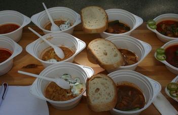 Mexikói ételkülönlegesség nyerte az első díjat a SEK Majálison