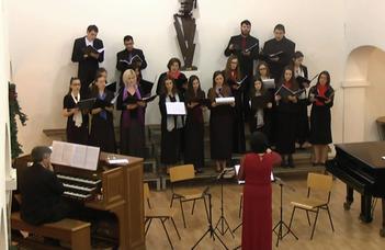 Franciaországi koncertsorozatra indul az ELTE Savaria Egyetemi Kórus