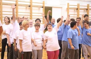 Hallgatóink segítségével valósult meg a fogyatékkal élők sportnapja