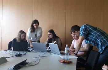 Kooperatív képzés indul a német tanszéken